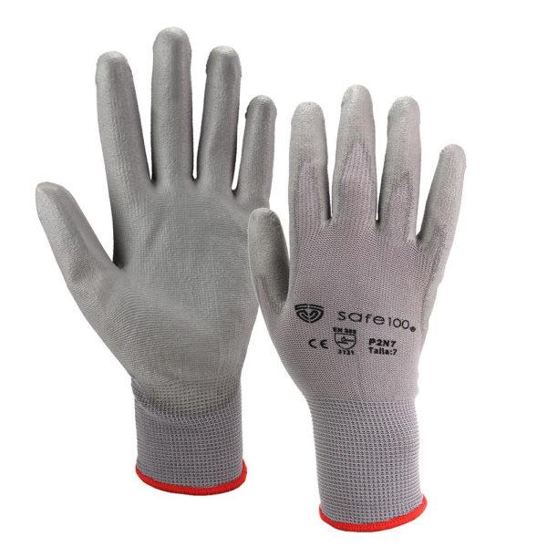 guantes de poliuretano