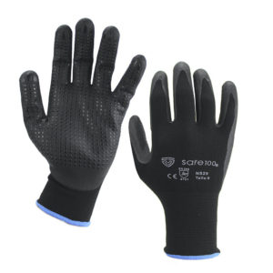 guantes para lubricantes